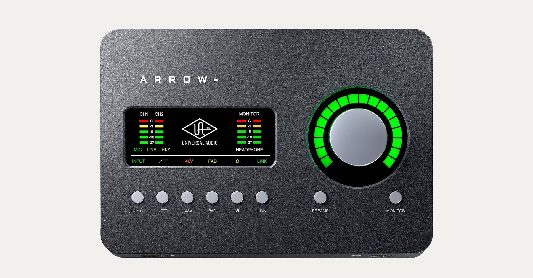 Universal Audio Arrow Audio Interface Announced
