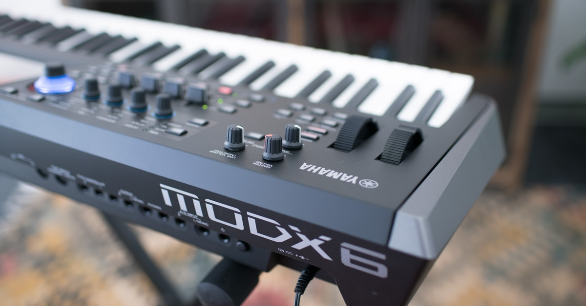 Yamaha MODX Synthesizers Announced - The Hub