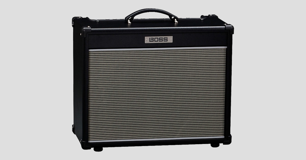 Hands-On Review: BOSS Nextone Stage 40W Combo Amp