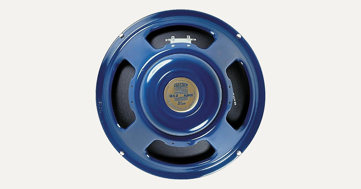Hands-On Review: Celestion Blue & G12 Series Speakers