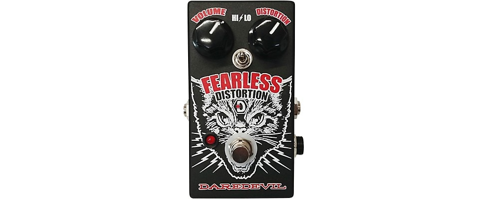 Daredevil Fearless Distortion Pedal