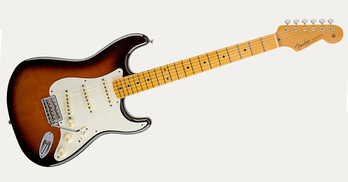 Hands-On Review: Fender Eric Johnson Stratocaster