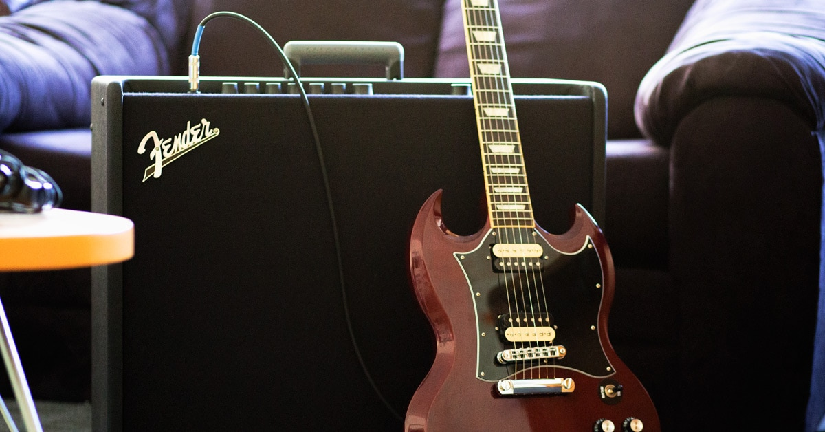 dba69c01c7cff3 Hands-On Review: Fender Mustang GT 200 Guitar Amplifier - The Hub