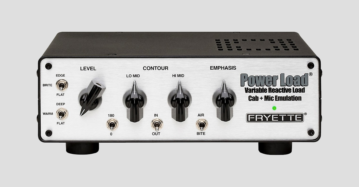 Hands-On Review: Fryette Power Load