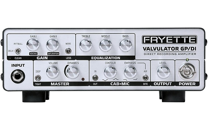 Hands-On Review: Fryette Valvulator, Power Station and R112