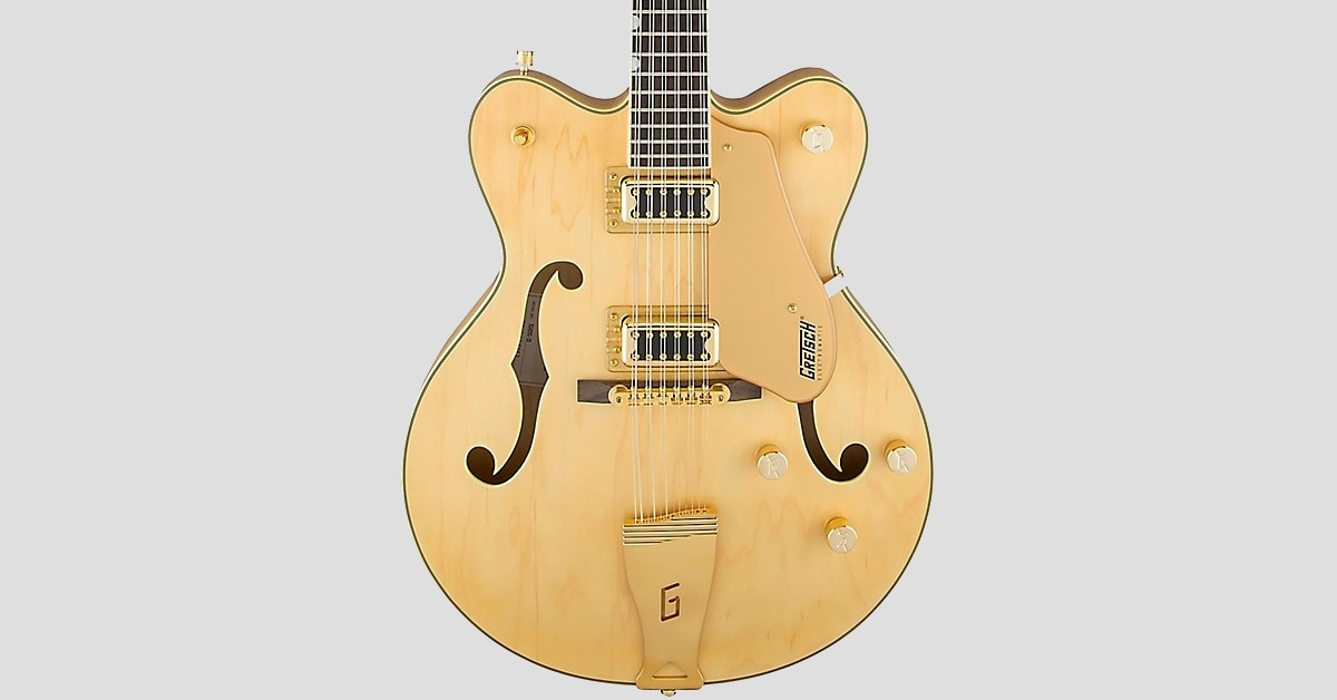 Hands-On Review: Gretsch Guitars G5244G-12