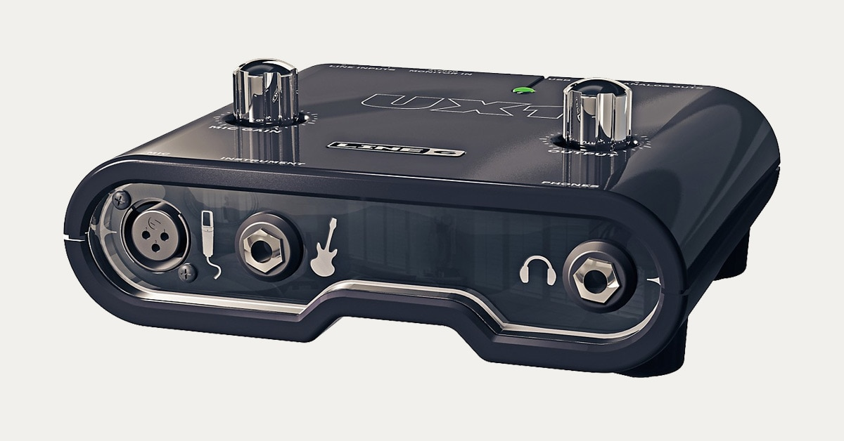 Product Spotlight: Line 6 POD Studio