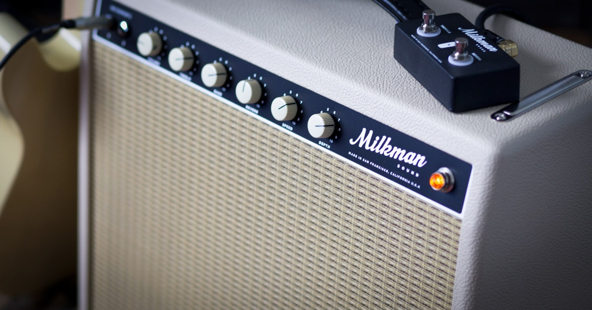 Milkman Sound Creamer Guitar Amplifier Hands-On Review