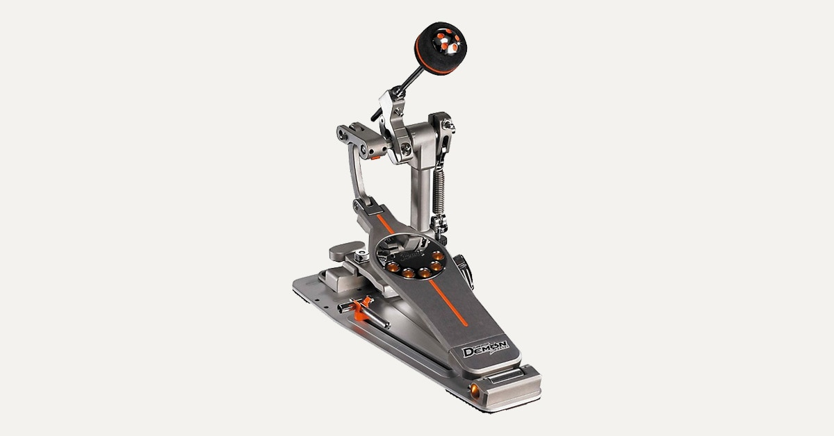 Product Spotlight: Pearl Eliminator Demon Drive Bass Drum Pedals