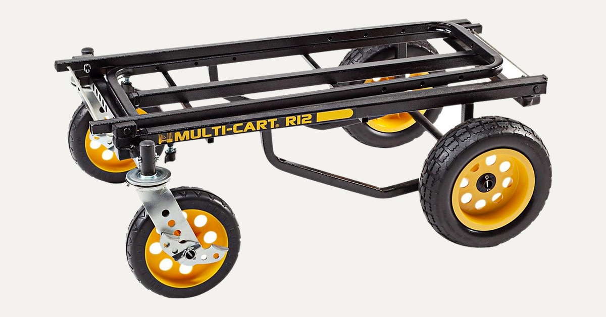 Hands-On Review: Rock-N-Roller R12 All-Terrain Cart