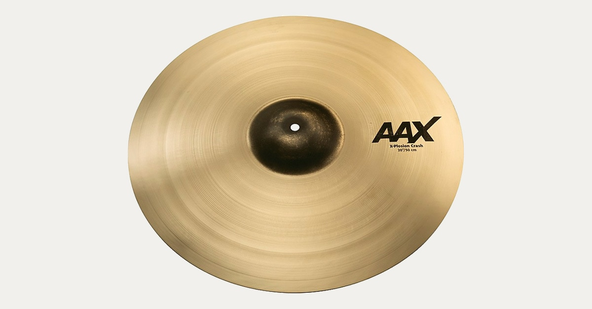 Hands-On Review: Sabian AAXplosion and AA-Metal X Cymbals