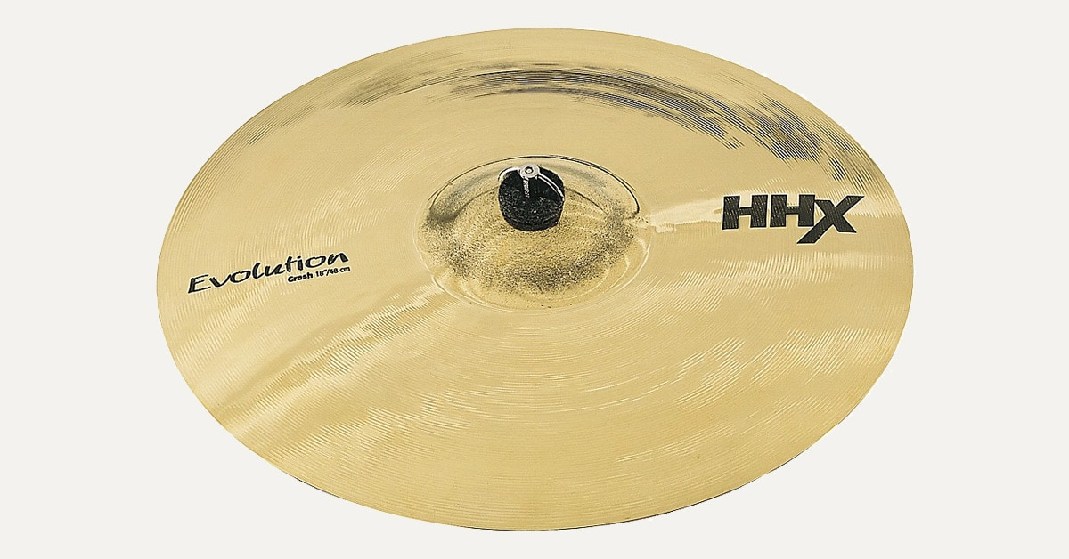 Hands-On Review: Sabian HHX Evolution Cymbals