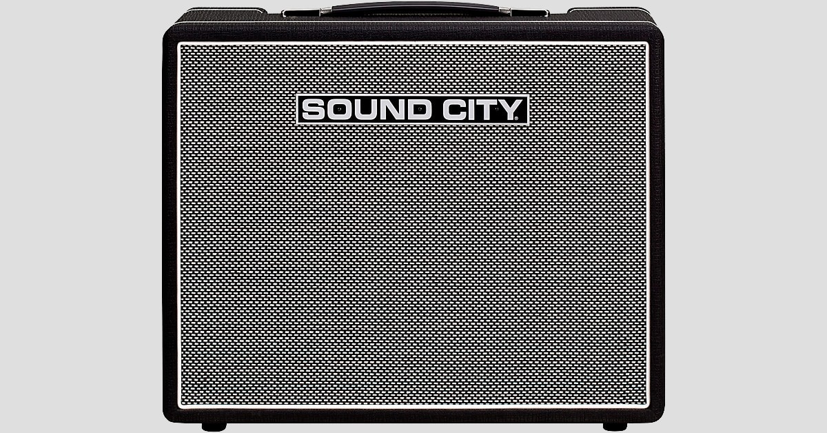 Hands-On Review: Sound City Amplification SC20 Guitar Combo Amp