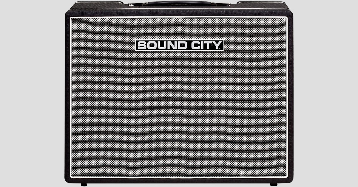 Hands-On Review: Sound City Amplification SC30 Guitar Combo Amplifier