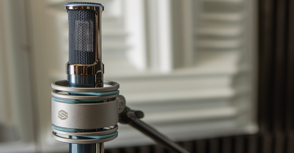 Hands-On Review: Sterling Audio Studio Microphones