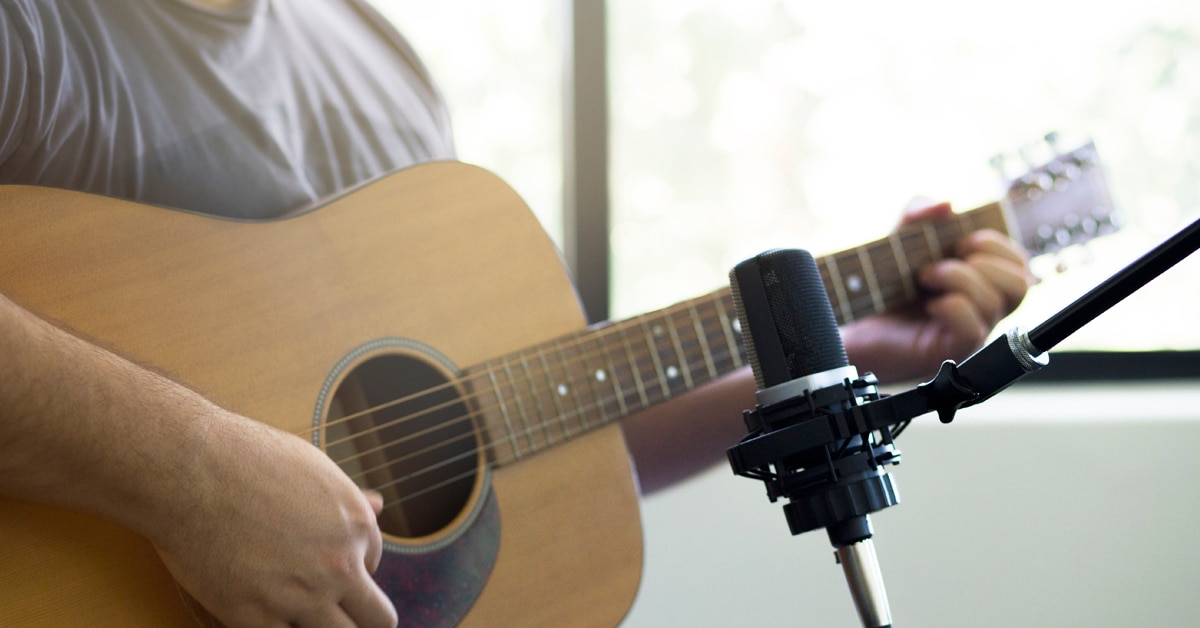 How To Mic and Mix Your Acoustic Guitar