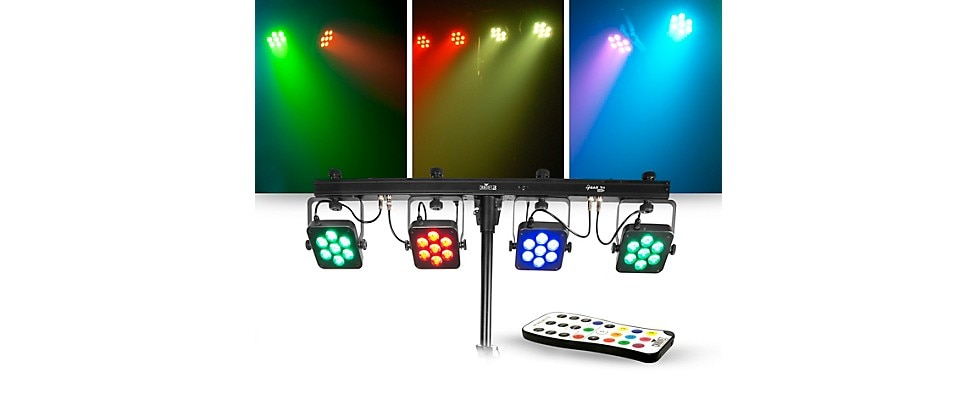 CHAUVET DJ Lighting Package