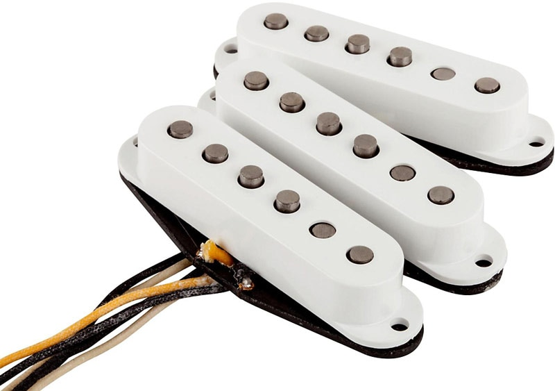 Texas Special Strat Pickups