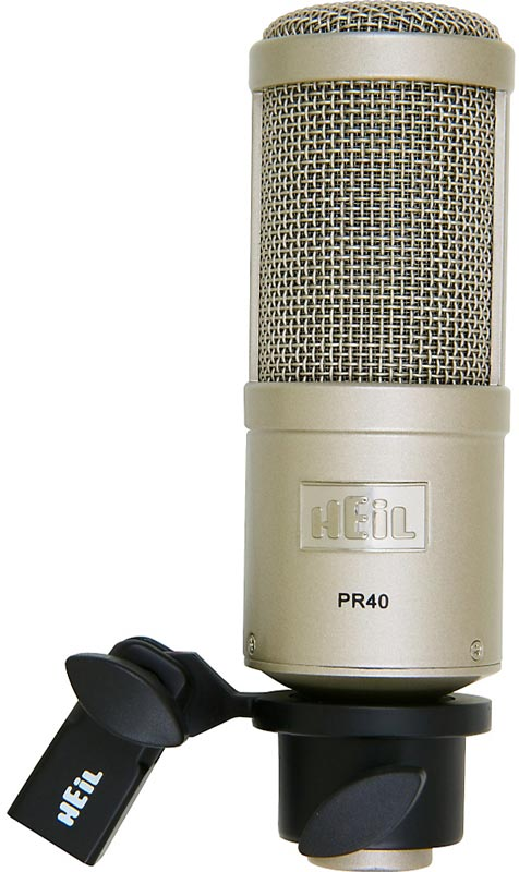 Heil Sound PR40 Large Diaphragm Mic