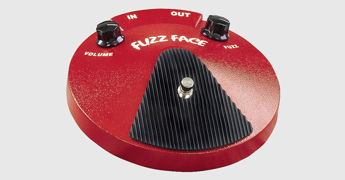 The Early History of Fuzz Pedals