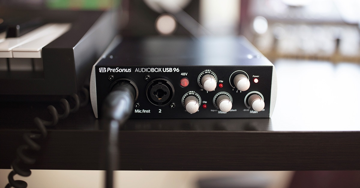 Why Do I Need an Audio Interface?