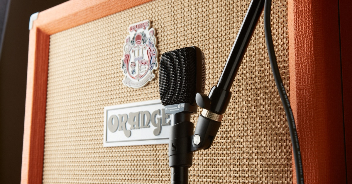 How To Mic Guitar Amps and Cabs in the Studio