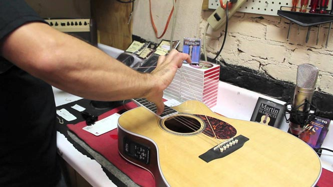 The Care and Feeding of Your Acoustic Guitar